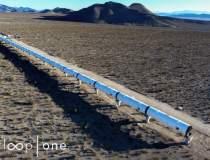 Hyperloop One a fost testat...