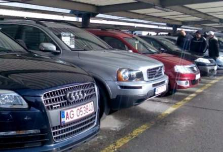 Tot mai multe masini nou inmatriculate in Romania; in primul semestru s-au inscris in circulatie aproape 300.000 de masini