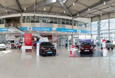Nivel record in ultimii 7 ani, pentru business-ul cu masini Toyota si Lexus
