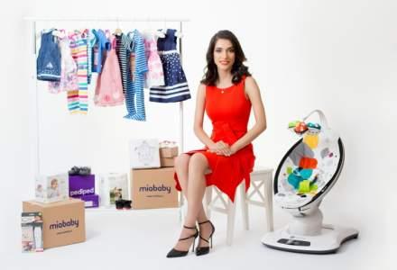500.000 de euro intr-un nou magazin pentru bebelusi
