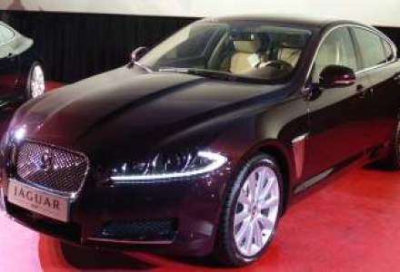 Jaguar XF facelift a fost prezentat in Romania. Afla cat costa