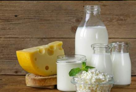 FrieslandCampina: Piata lactatelor ar putea creste in 2017 intr-un ritm mai lent decat anul trecut, cand a avansat cu 10%