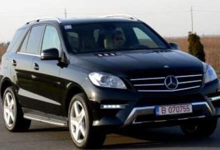 Test Drive cu noile generatii Mercedes-Benz ML si B, confort premium