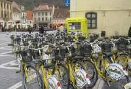 Centrele de biciclete StudentObike au fost inchise pe perioada iernii