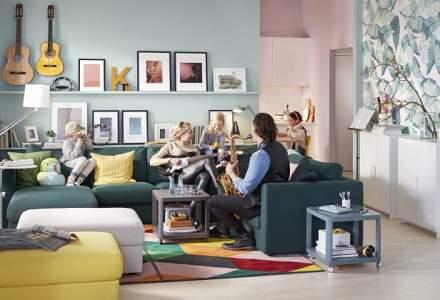 IKEA, 100.000 de euro in noul showroom din magazinul Baneasa. In ce stadiu e al doilea magazin din Romania?