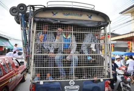 Romania, in topul tarilor din UE cu cel mai mare risc de sclavie moderna