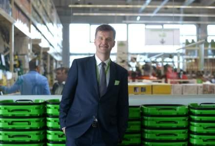 Seful Leroy Merlin: In cinci ani trecem de 1 miliard de euro. Avem 10 proiecte de magazine pe care le vom livra in urmatorii ani, patru doar in Bucuresti. Piata este pe val, in cel mai bun moment al sau