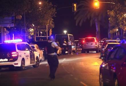 UPDATE 13 morti si 130 de de raniti, printre care si 3 romani, la Barcelona, dupa ce o duba a intrat in multime