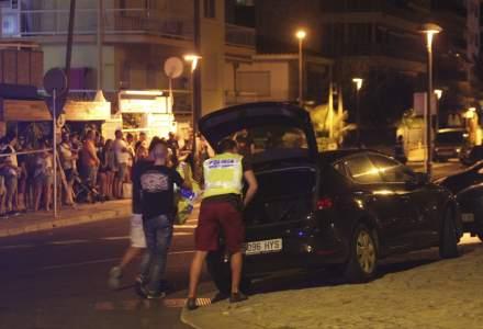 UPDATE Al doilea atac terorist in Spania, dejucat de politisti: O persoana si-a pierdut viata