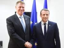 Macron avertizeaza ca Spatiul...