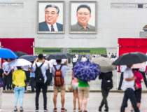 Coreea de Nord momeste...