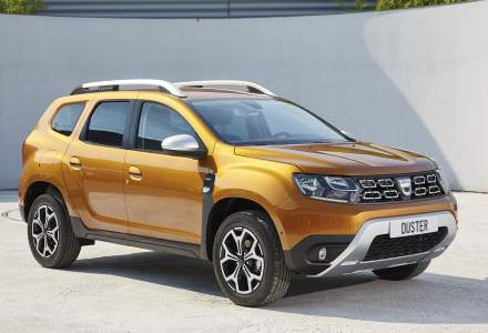 Dacia prezinta cea de-a doua generatie Duster
