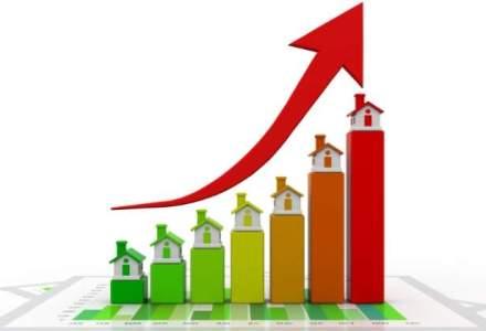 ANEVAR: Valoarea de piata a apartamentelor in bloc a crescut in toate marile orase in T2