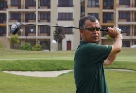 Povestea romanului campion la golf care vrea sa popularizeze acest sport in tara si investeste in imobiliare