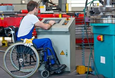 Statul a mai gasit o sursa de venituri: Dubleaza contributiile datorate de companii la fondul de handicap si le obliga sa le vireze direct la buget