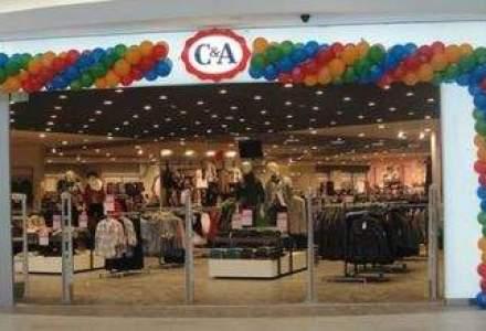 C&A deschide primul magazin in Ramnicu Valcea