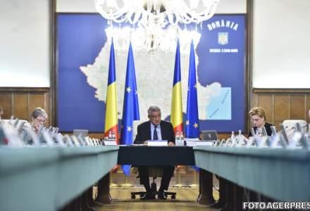 Premierul Mihai Tudose i-a convocat pe ministri pentru discutii despre rectificarea bugetara