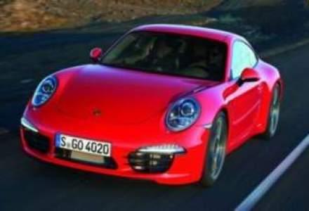 Noul Porsche 911 Carrera a fost lansat oficial in Romania