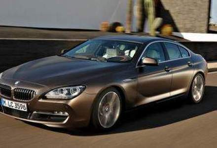 Cat costa un BMW Seria 6 cu 4 usi pe piata romaneasca