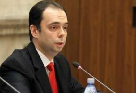 Econonomistul-sef al BCR candideaza la presedintia Bursei de Valori Bucuresti