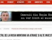 Proiectul de la Rosia Montana...