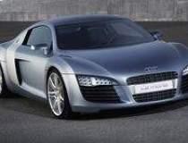 Pregatirile pentru Audi R8...