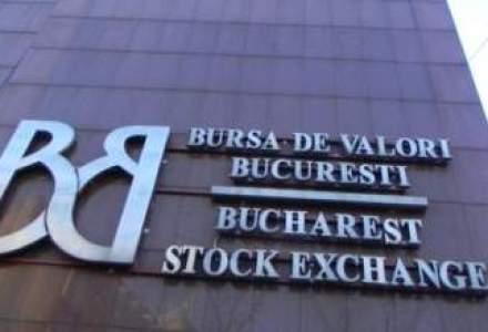 Bursa a scazut, influentata de vanzarile de actiuni la SIF-uri