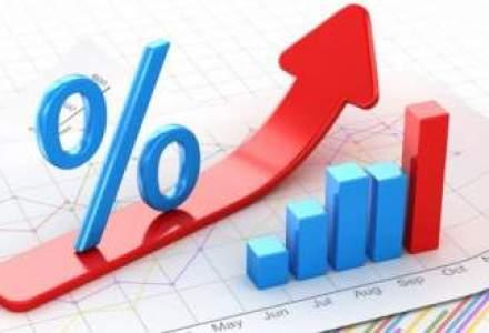 Cresterea dobanzilor se confirma: ROBOR la 3 luni ajunge la 1%, cel mai inalt nivel din ianuarie 2016 incoace