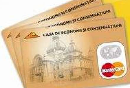 CEC vrea o felie mai mare pe piata cardurilor