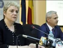 Vicepremierul Sevil Shhaideh,...