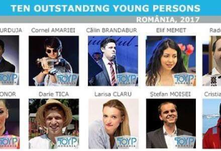 (P) Cine sunt castigatorii competitiei JCI Ten Outstanding Young Persons