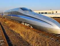 China testeaza un tren ce...