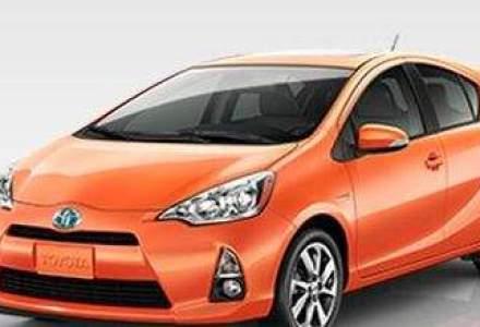 Toyota a lansat hibridul cu cel mai redus consum de carburant din lume