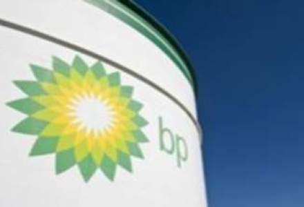 Campanie publicitara de sarbatori cu British Petroleum