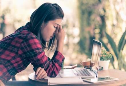 4 afectiuni primejdioase cauzate de stresul la serviciu