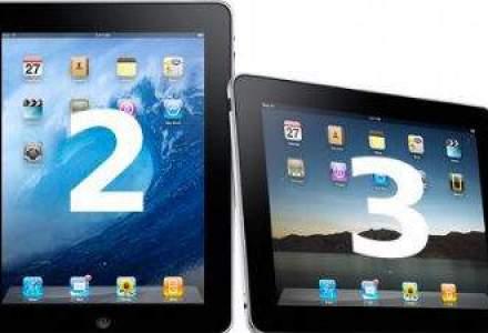 iPad 3, tableta Google si Apple HDTV conduc topul celor mai asteptate gadget-uri in 2012
