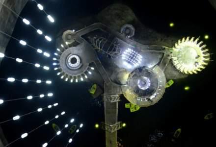 Transmisie LIVE de la Salina Turda: cum puteti vizita virtual cel mai spectaculos loc subteran din Romania
