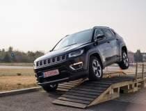 Jeep a lansat in Romania...