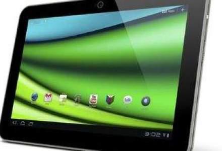 Japonezii ATACA industria IT&C: Toshiba a lansat cea mai subtire tableta din lume
