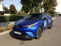 Toyota C-HR hibrid, consum de...