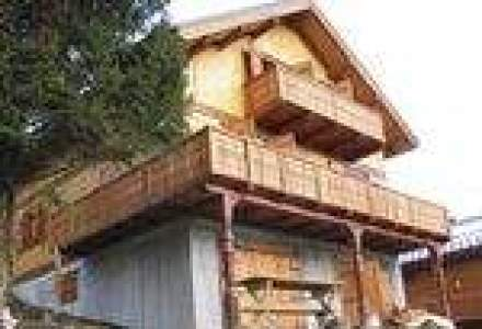 Casele de lemn: pentru unii nevoie, pentru altii capriciu