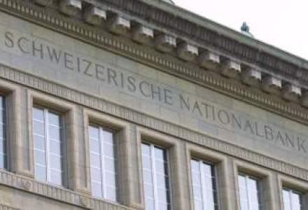 Banca Nationala a Elvetiei a facut in 2011 profit de peste 10 mld. euro