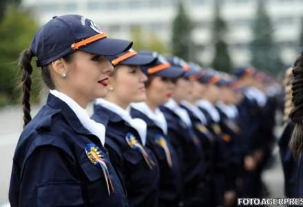 Premiera in MAI: scolile de agenti si subofiteri organizeaza admitere in ianuarie