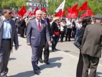Voronin spune ca Basescu i-a...