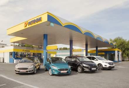 Petrom a semnat un contract cu Ford pentru a furniza carburanti masinilor fabricate la Craiova