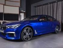 Acest BMW M760Li in culoarea...
