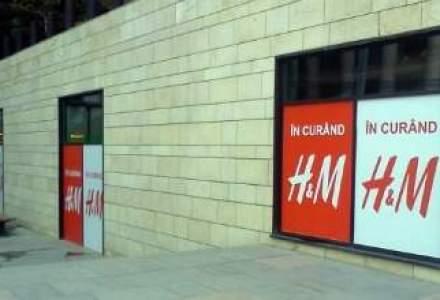 H&M continua extinderea: Inca 5 magazine, in primavara