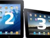 iPad 3 vine in martie. Ce...