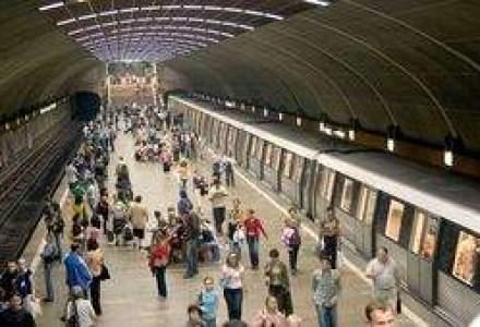 Orange incepe sa tarifeze internetul la metrou. Vodafone continua oferta pana la 31 ianuarie