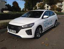Hyundai Ioniq, hibridul cu...